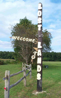 LostLands Sign Post